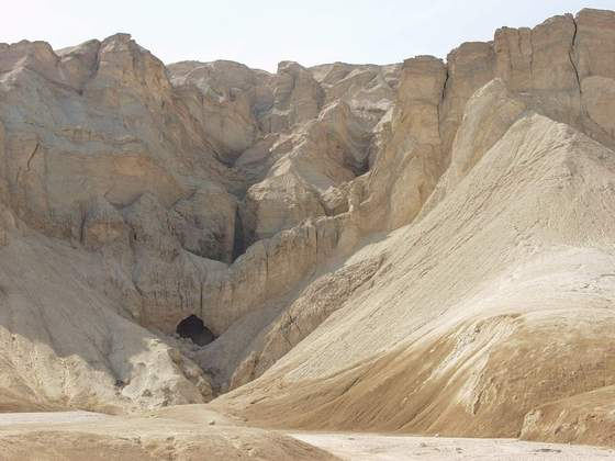Mount Sodom - Caves