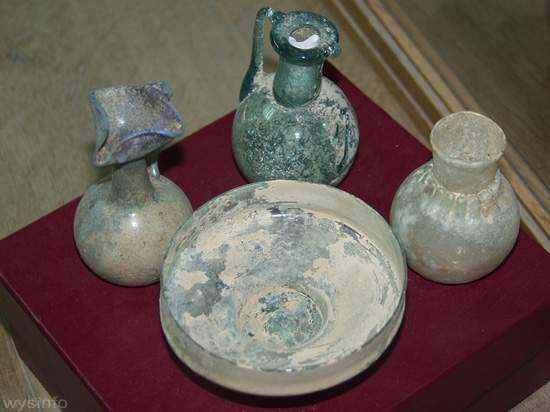 Ancient Roman Perfume Containers