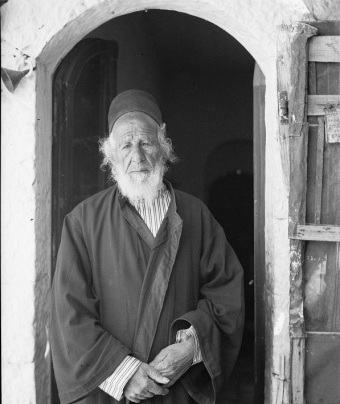 Yemenite Rabbi Shlomo_american_colony_archive_340_404