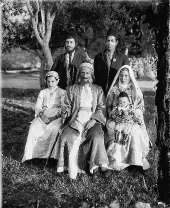 jewish_yemenite family_american_colony_archive_340_416