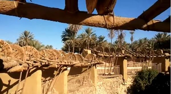 Bir Haddaj is an ancient well, in the center of Teima,