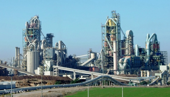 Cement Plant - A Contributor to Air Pollution