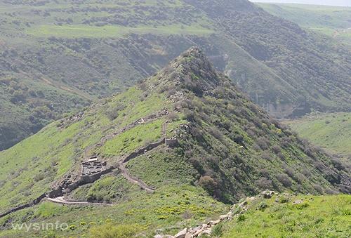 Ancient City of Gamla