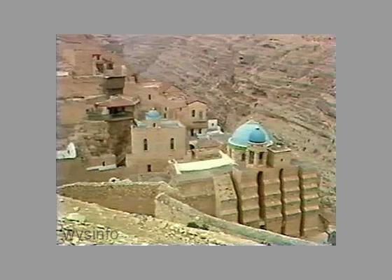 Mar-Saba Monastery