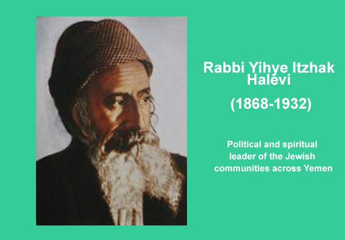 Rabbi Itzhak Halevi